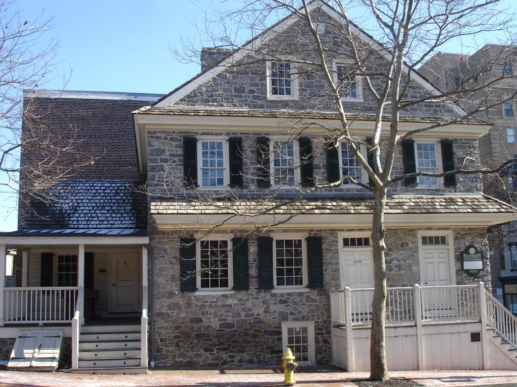 Easton, Pennsylvania - The Bachmann Tavern