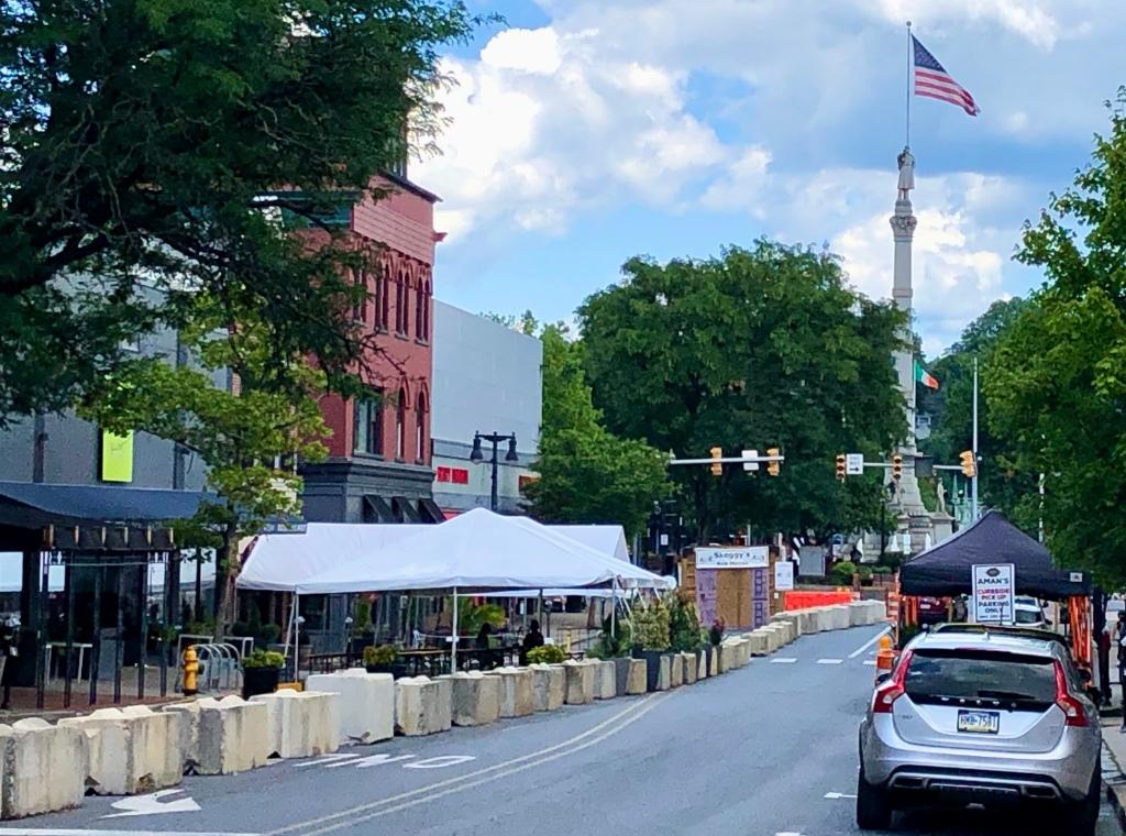 Easton, Pennsylvania - Northampton Street