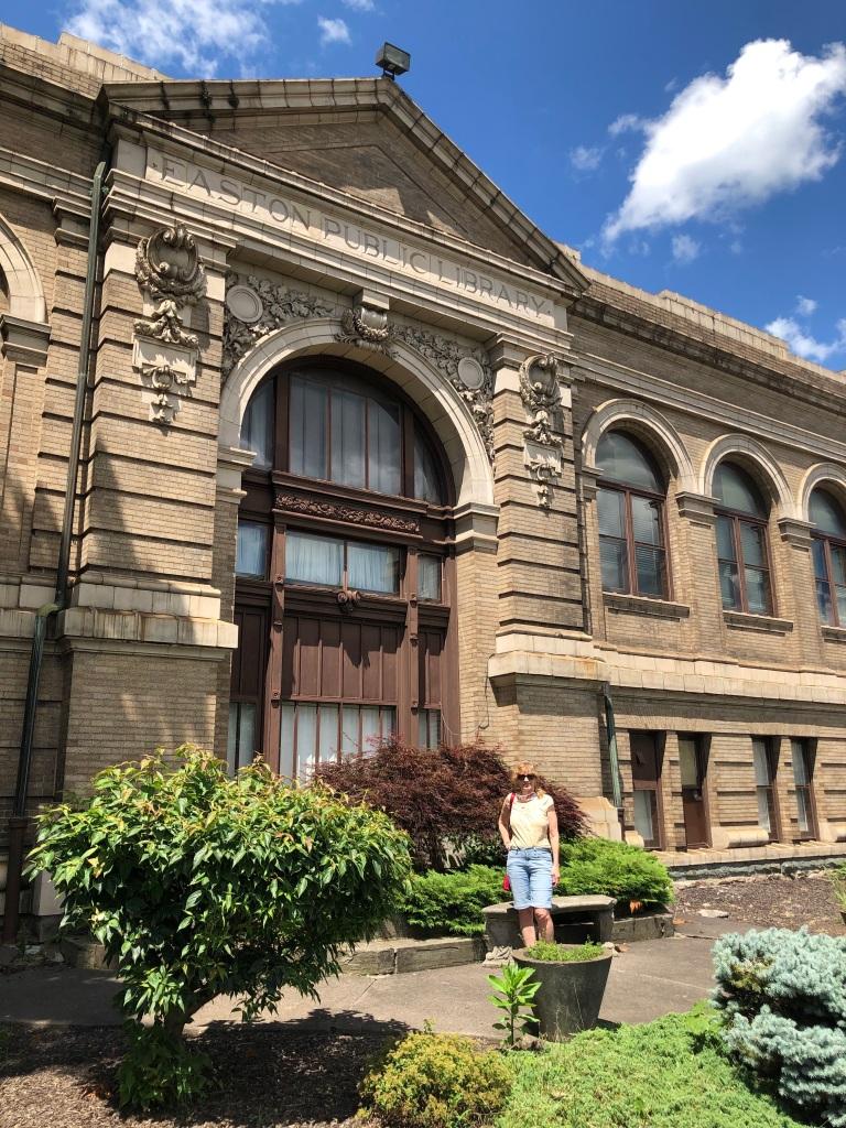 Easton, Pennsylvania - the main library